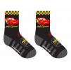 Detské ponožky Disney Cars čierne