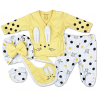 darčekové balenie oblečenie pre novorodencov1