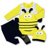 3dielny set pre bábätká Včelička