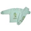 Detské pyžamo - PERFECT, zelené