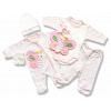 6dielny kojenecky set motyl