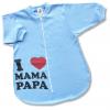 spací vak pre bábätká papa