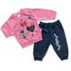 kojenecký set oblečenie love1