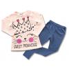 dievčenský set detské oblečenie