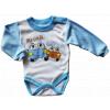 Detské body- BIG CAR, modro biele