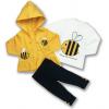 oblečenie pre bábätká včelička