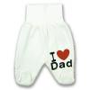 polodupačky pre bábätká dad1