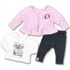 Set pre bábätká enjoy kojenecké oblečenie