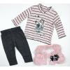 Set pre bábätká macko1 kojenecké oblečenie