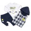 oblečenie pre bábätká smile hippil