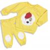 kojenecké oblečenie goknes žltý