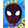 detské tričko spiderman s flitramy1