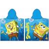 detské pončo spongebob1