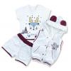 oblečenie pre bábätká white baby2