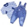 oblečenie pre bábätká mice džinsové