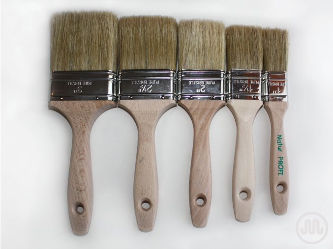 Flat brushes Natur Profi