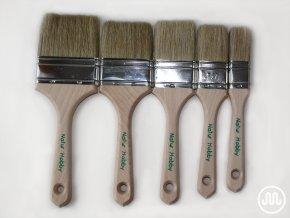Flat brushes Natur Hobby