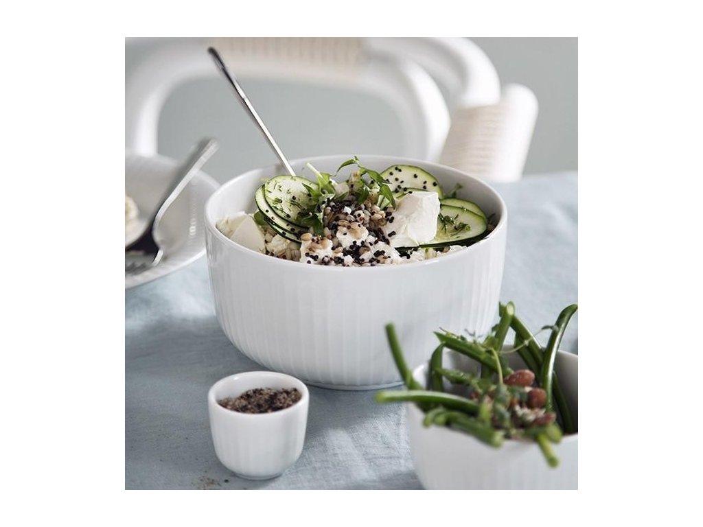Salátová mísa Hammershøi White - 21 cm