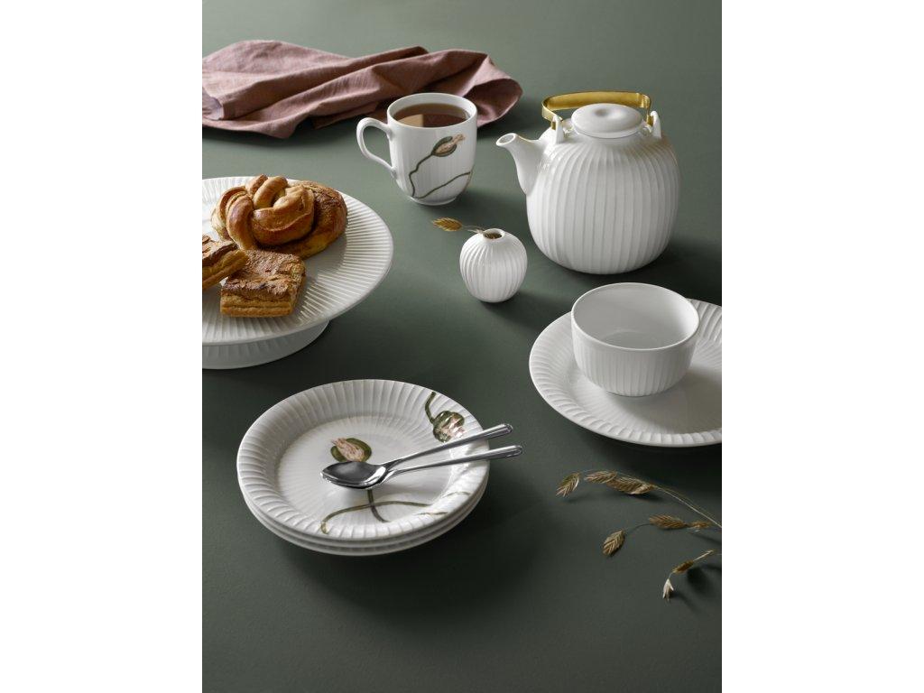 Vázy Hammershøi White - set 3ks