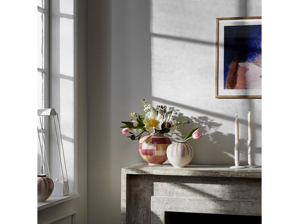 Svícen Hammershøi White - 16 cm