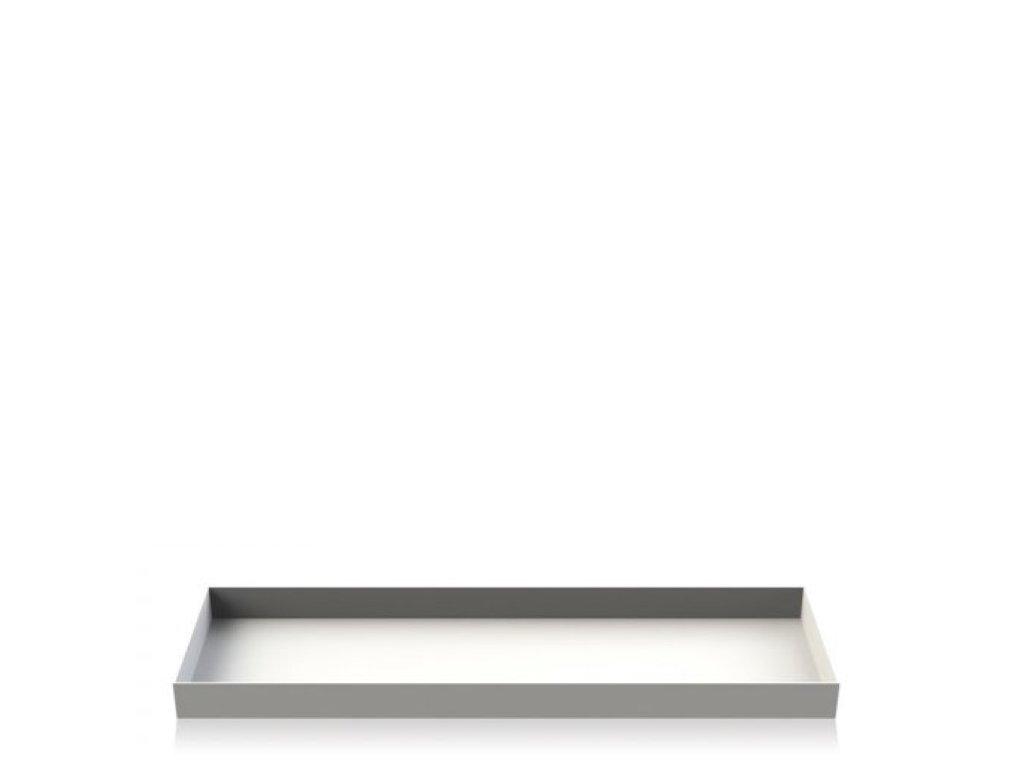 Podnos Oblong White - 32 cm