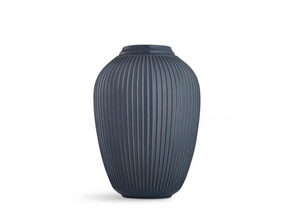 Váza Hammershøi Anthracite - 50 cm