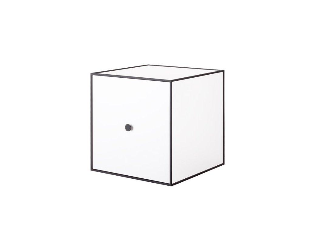 Polička Frame 35 - White
