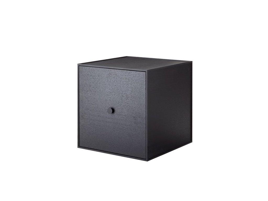 Polička Frame 35 - Black