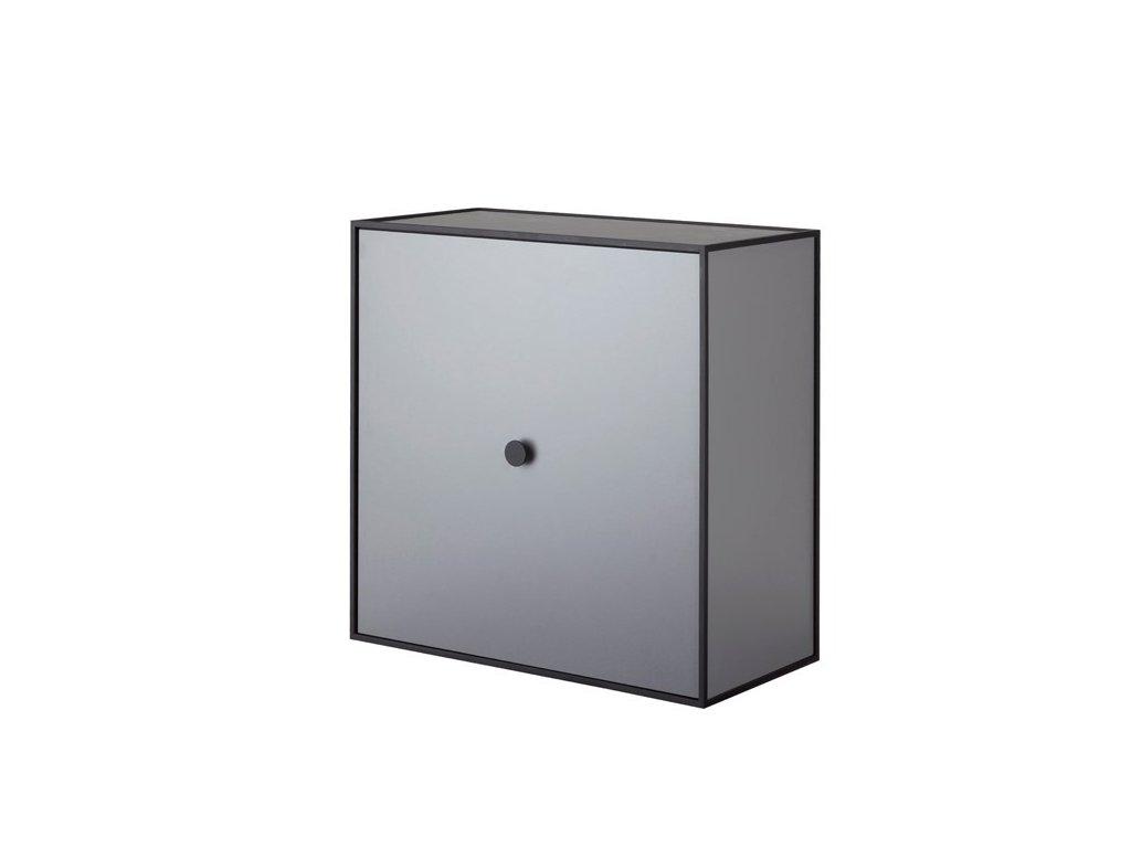 Polička Frame 42 - Dark Grey