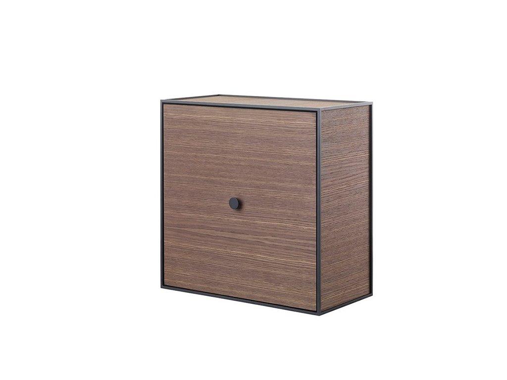 Polička Frame 42 - Smoked Oak