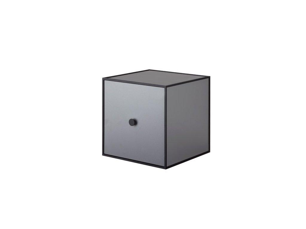 Polička Frame 28 - Dark Grey