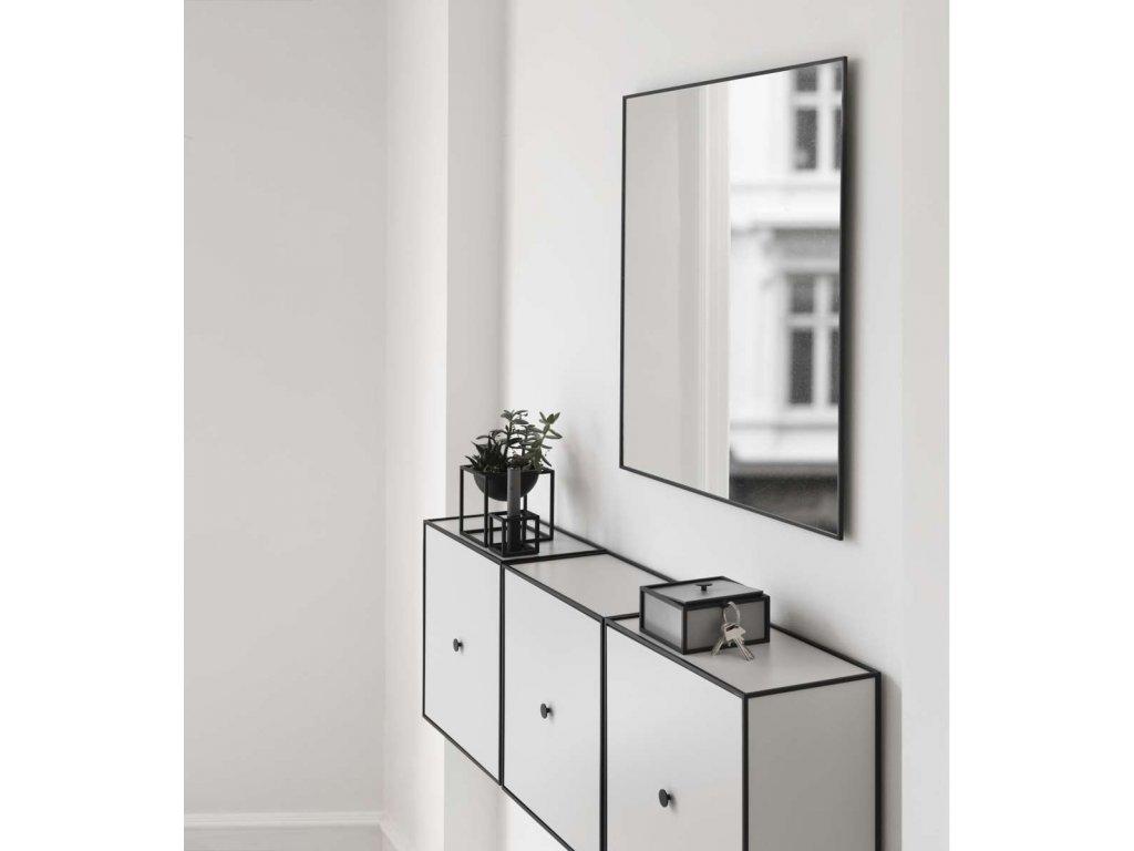 Úložný box Frame Dark Grey - 20 cm