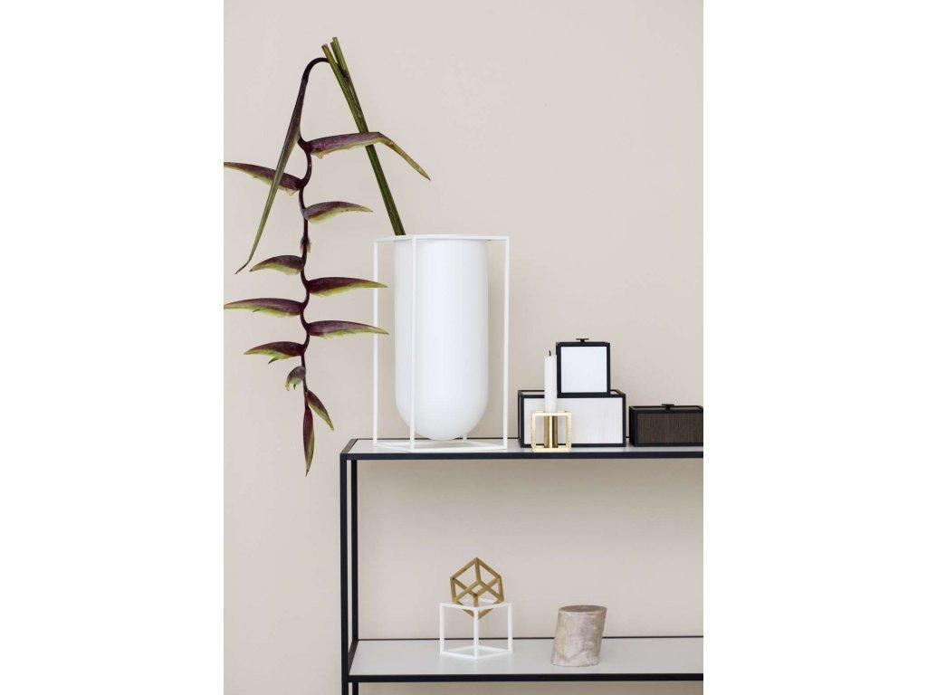 Úložný box Frame White - 10 cm