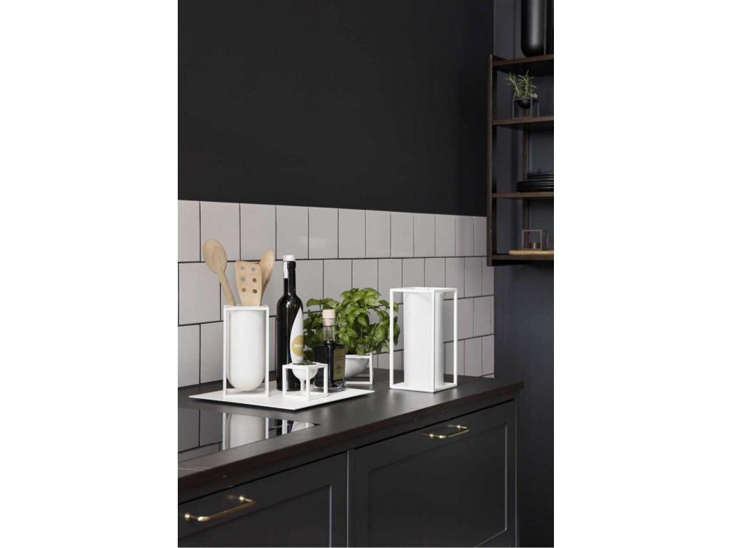 Miska Kubus Mini - White