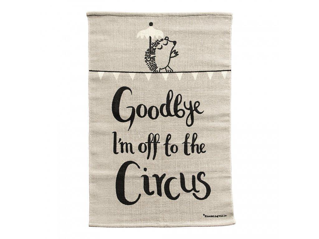 Dětský koberec Circus