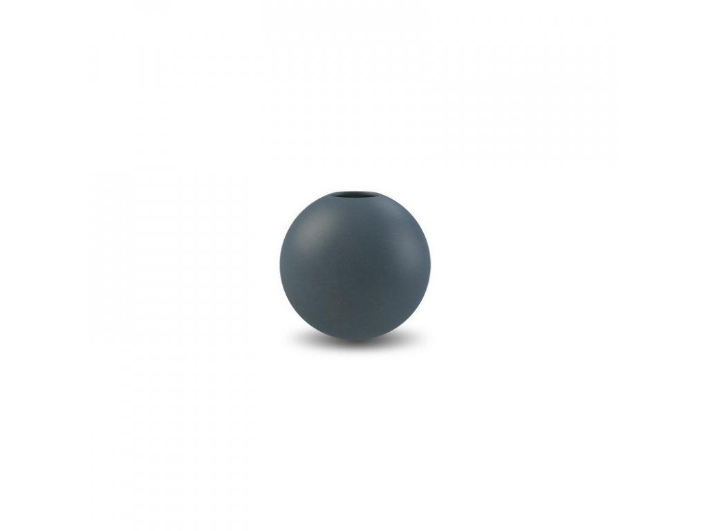 Váza Ball Midnight Blue  - 8 cm