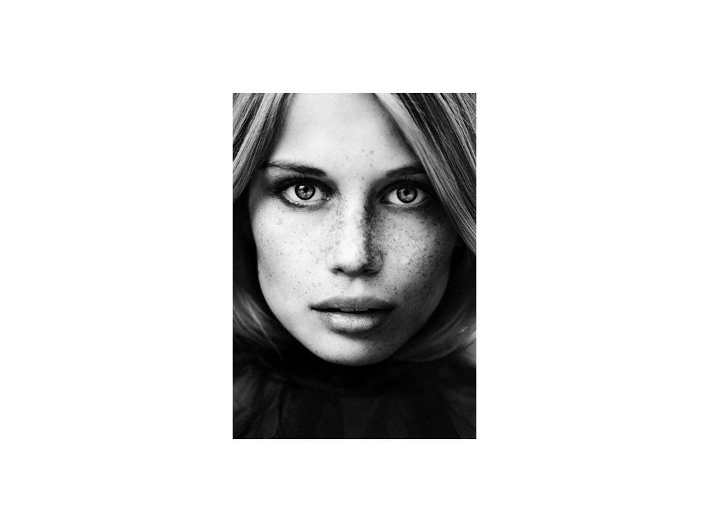 Plakát Woman Face 40x50cm