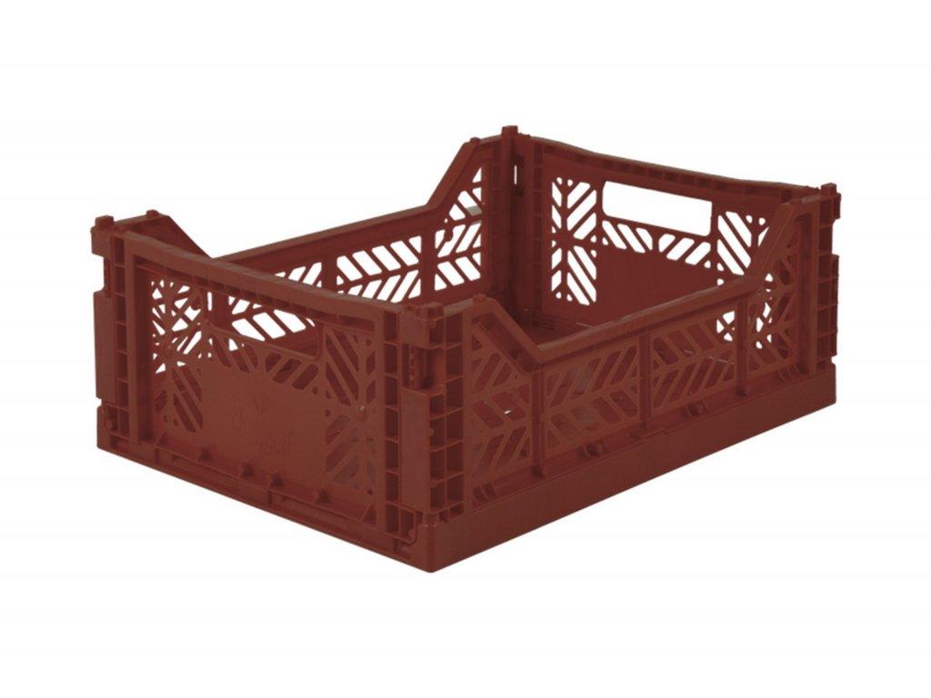 Úložný box Midi - Tile Red