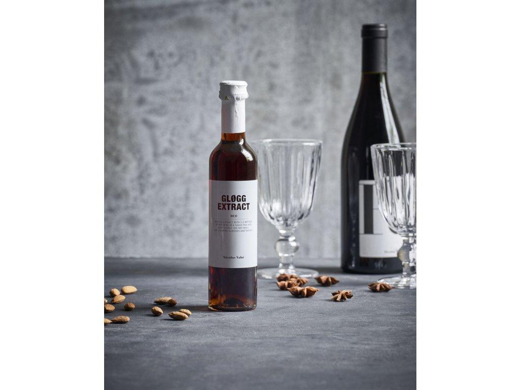 Extrakt na výrobu vánočního punče - Red