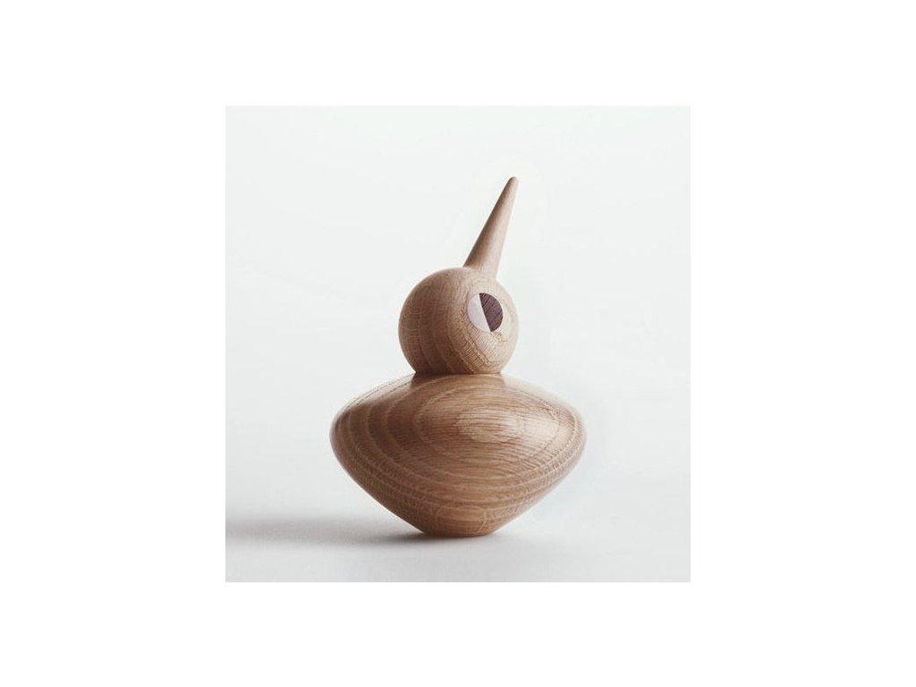 Dřevěný ptáček Bird - Chubby