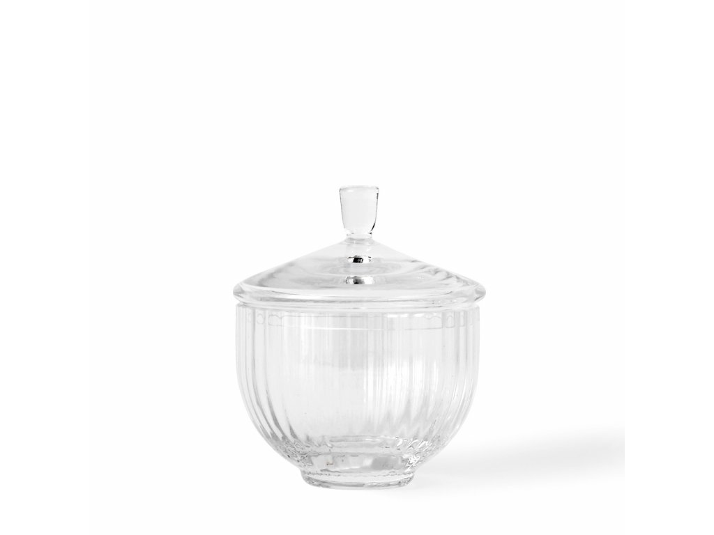 Dóza Bonbonnière Clear - 10 cm