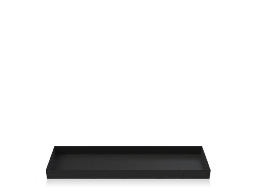 Podnos Oblong Black  - 32 cm