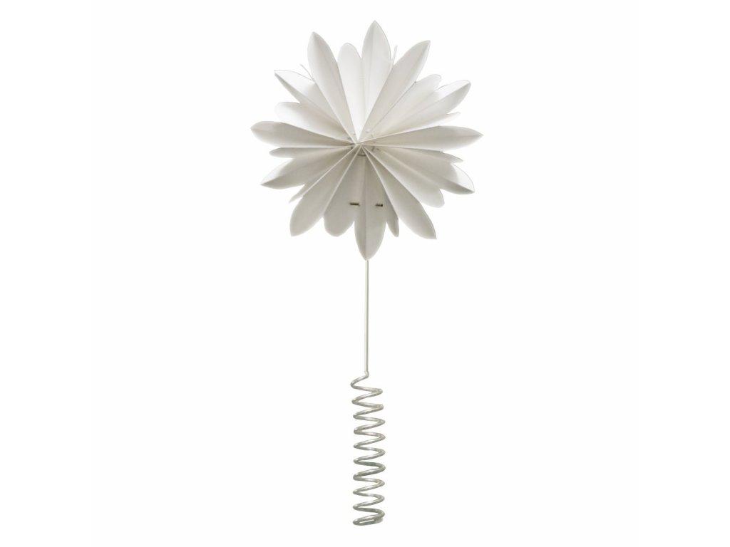 Vánoční špice na stromeček - Flower