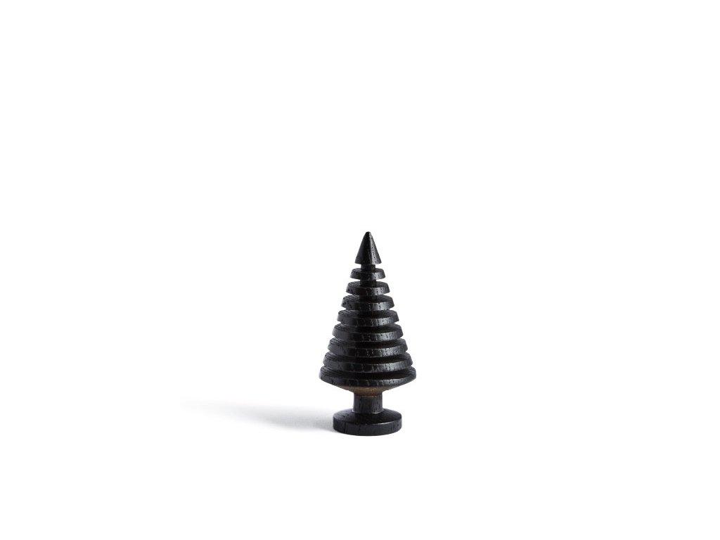 Dřevěný stromeček Small - Branches Black