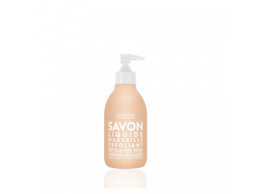 Exfoliační tekuté mýdlo - 300 ml