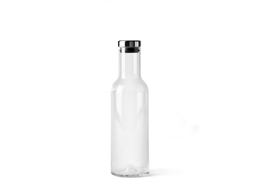 Karafa na vodu Clear Steel - 1l
