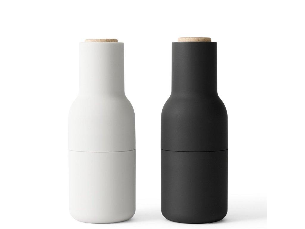 Mlýnky Bottle Ash/Carbon - Beech