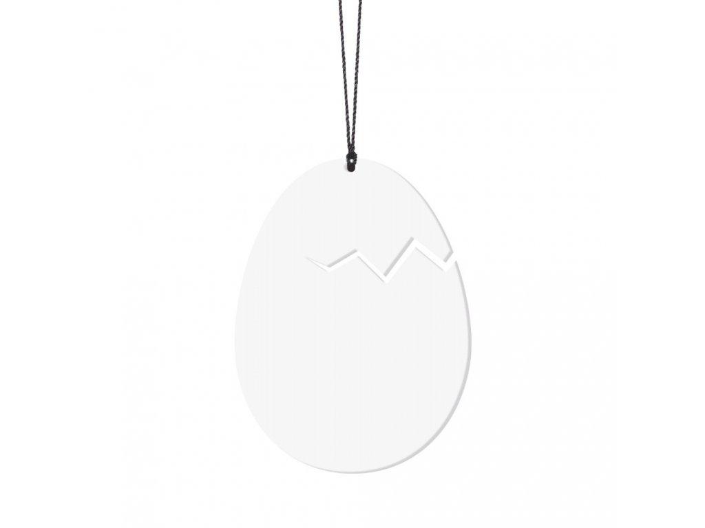 Set velikonočních vajíček - White