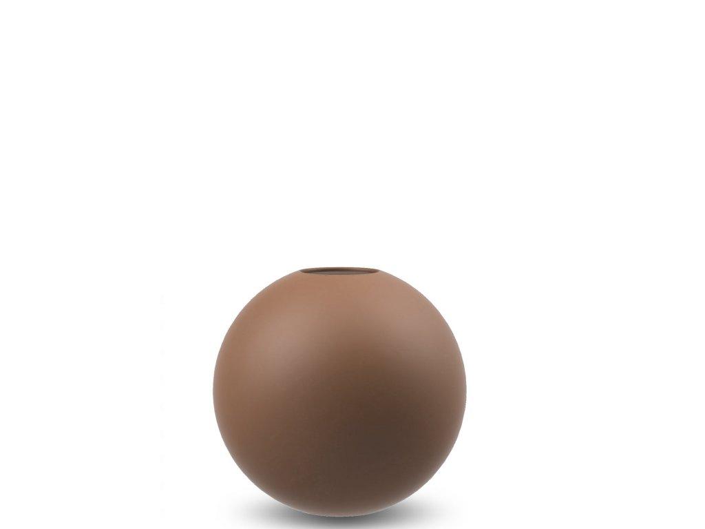 Váza Ball Coconut - 8 cm