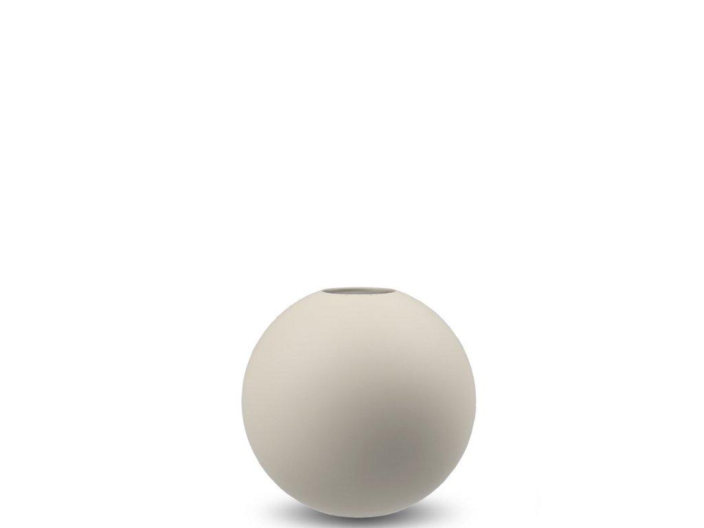 Váza Ball Shell  - 8 cm